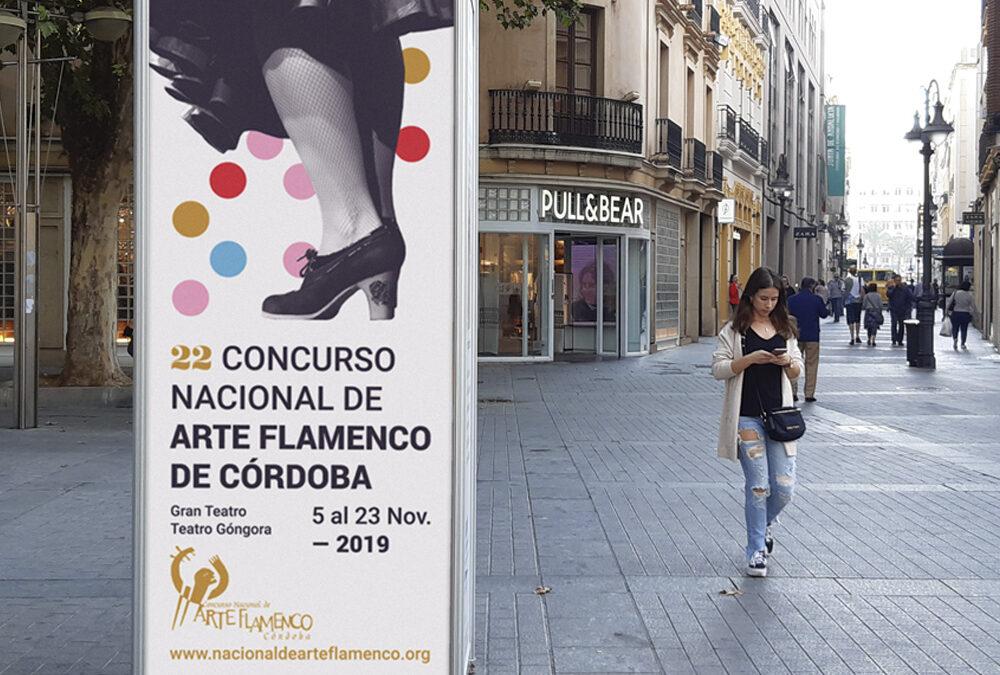 22 Concurso Nacional de Arte Flamenco de Córdoba