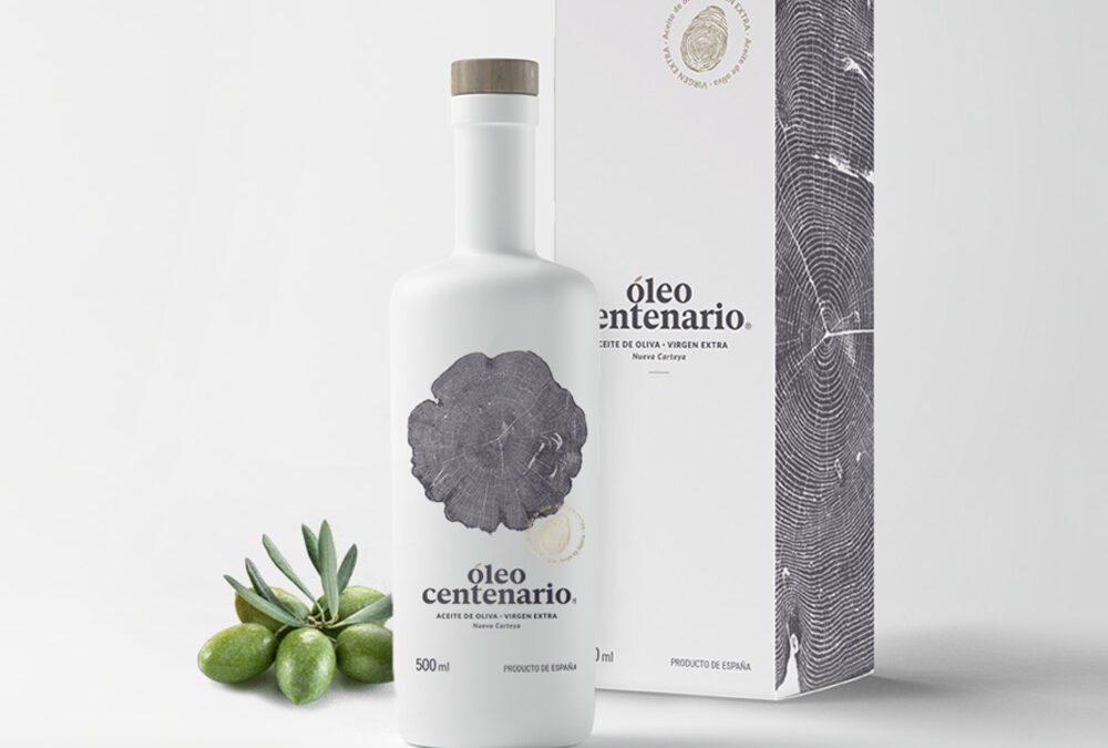 Óleo centenario. Aceite de oliva virgen extra