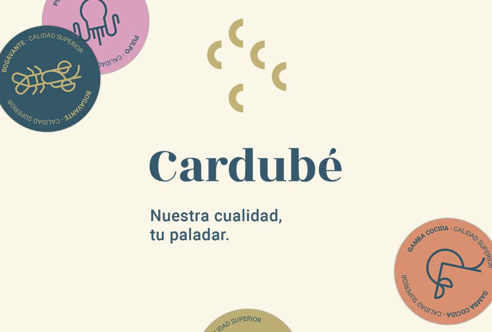 Cardubé. Mariscos