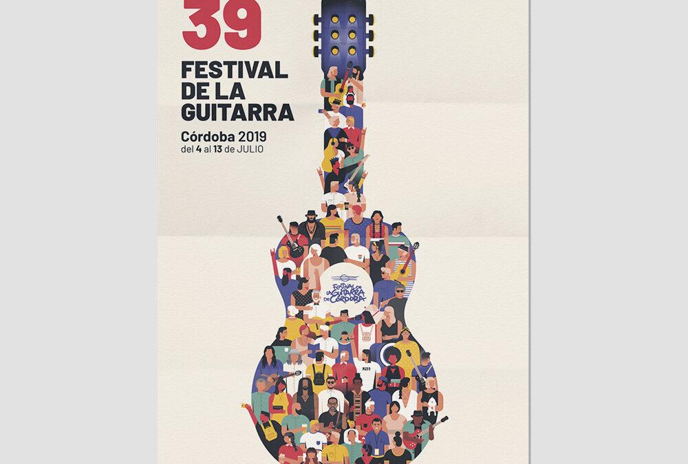 39 Festival de la Guitarra. Córdoba 2019